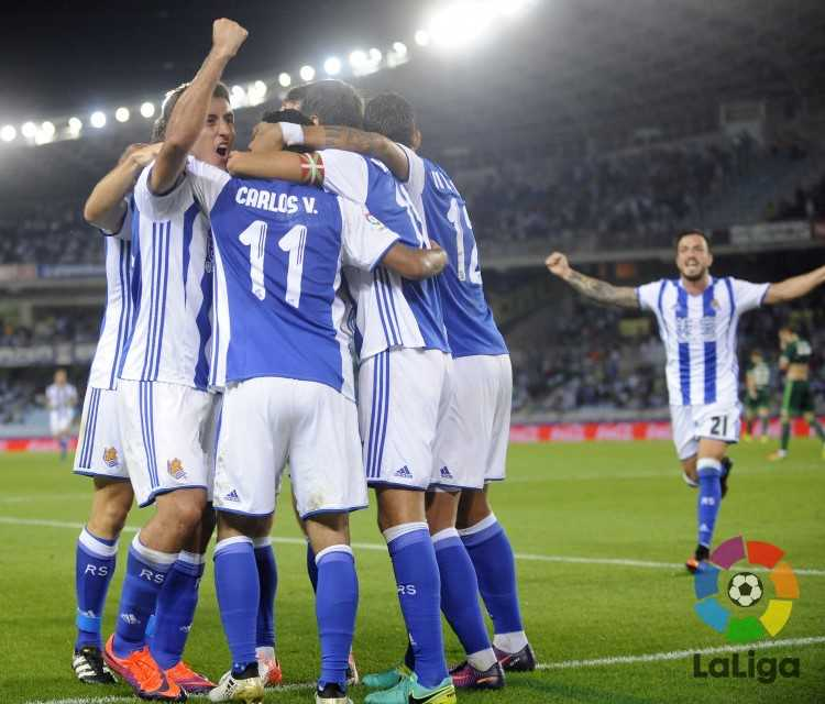 photo intro Real Sociedad