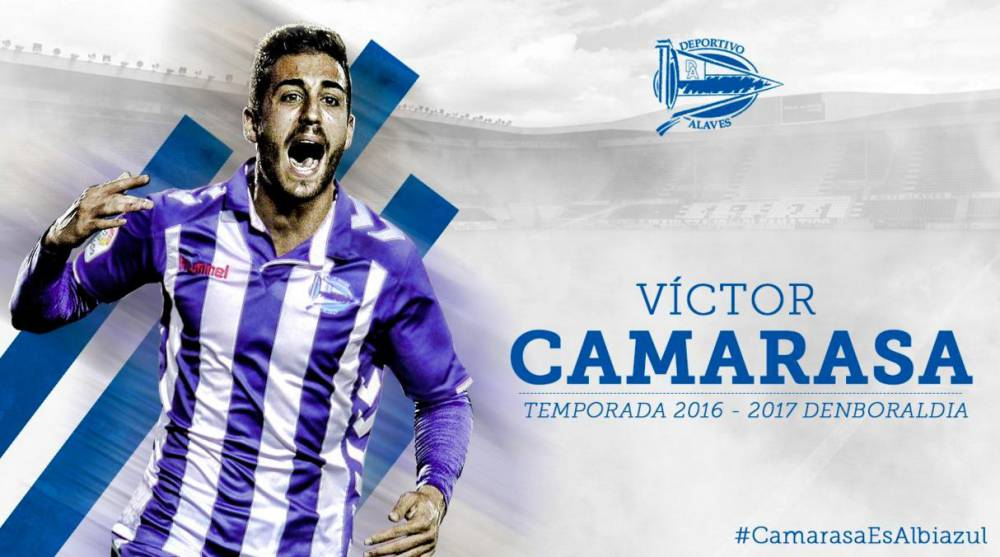 victor Camarasa photo intro Diaro AS